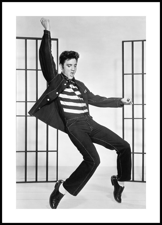 Elvis Presley, Little Richard et bien d'autres.