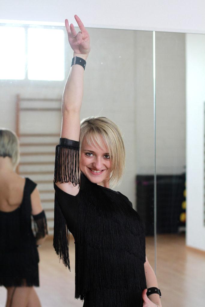 Professeur de danses et chorégraphe Bordeaux Libourne