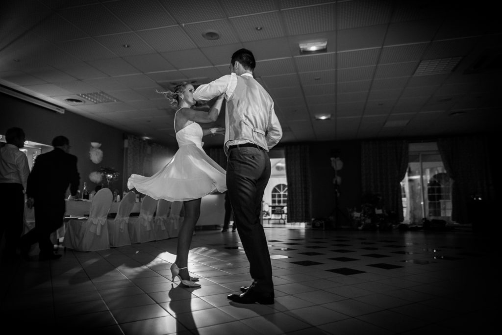 Danse de salon Bordeaux Libourne