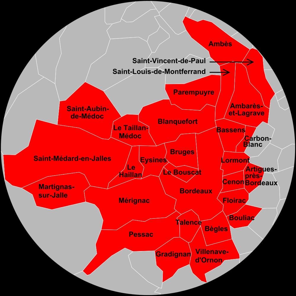 A Viladanse, Nos professeurs de danse se déplaent à Bordeaux et sa périphérie, jusqu'à Saint-andré de cubzac.