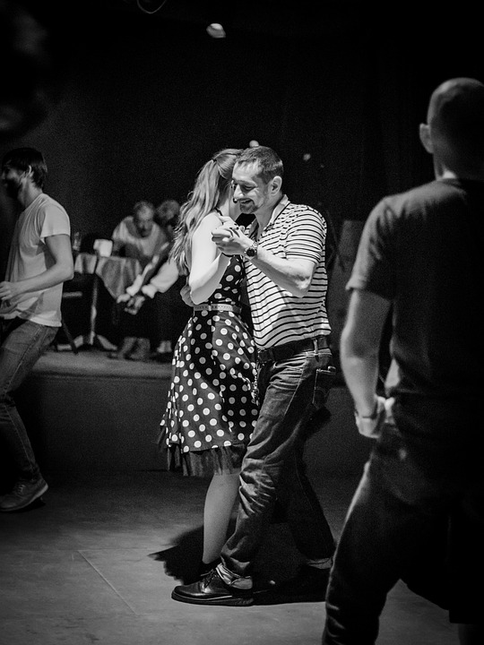 Stage de danse de salon, rock, tango, valse à Bordeaux