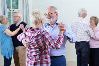 Danse pour les personnes âgées en EHPAD à Bordeaux