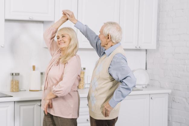 cours de Danses de salon pour personnes âgées à Bordeaux